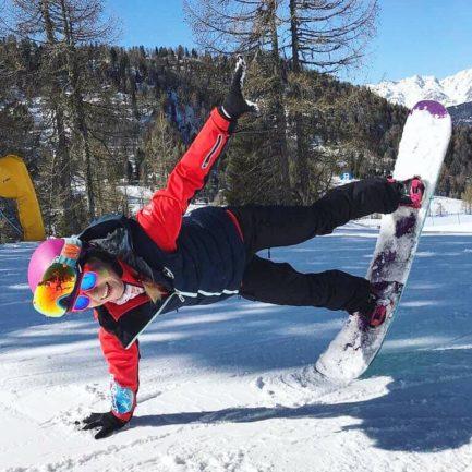 Szkoła i przedszkole snowboardowe